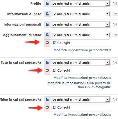 Facebook: ecco le categorie di contenuti che mostrano quali gruppi non possono vederli