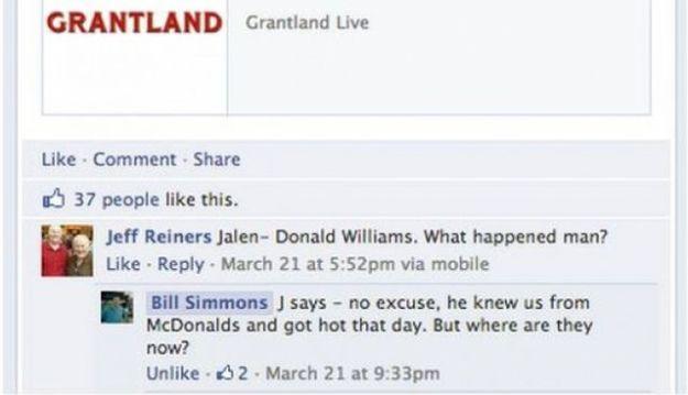 facebook risposta commenti