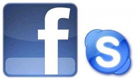 Facebook: in arrivo  le chiamate con Skype