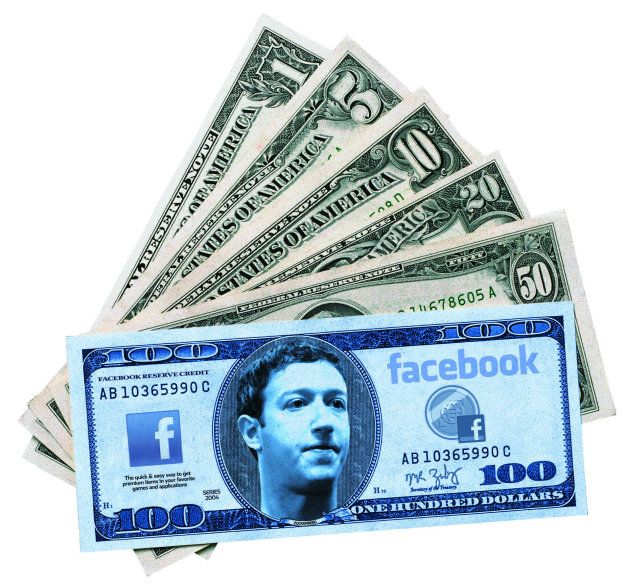 Facebook e i soldi: un blog svela le cifre del social network