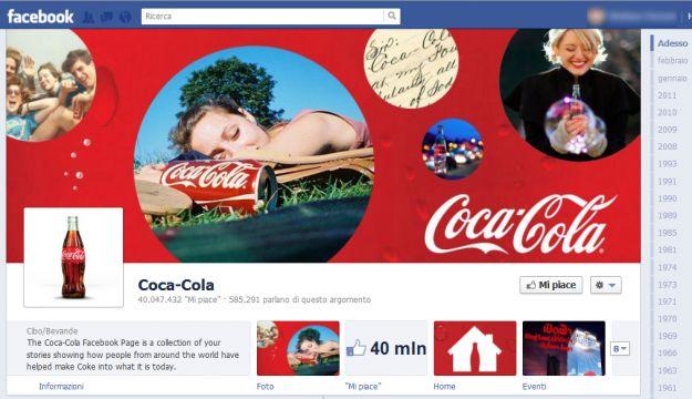 Facebook Timeline per le pagine fan: il 30 Marzo diventa obbligatorio per tutti