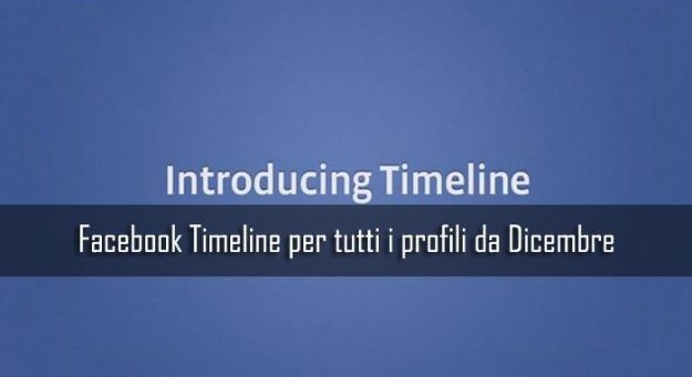 Facebook Timeline, si agli utenti no alle aziende (per ora)