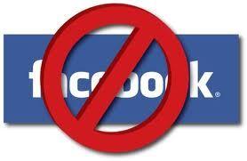facebook divieto lazio