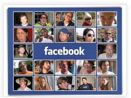 Facebook fotografie