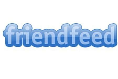 Facebook Friendfeed Twitter social network