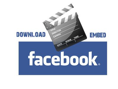 Facebook: importare video sul blog