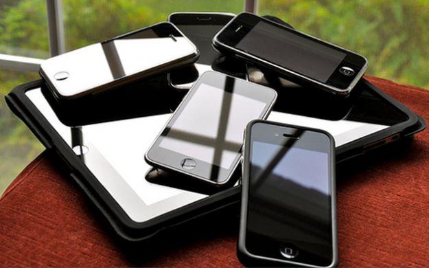 fare backup iphone