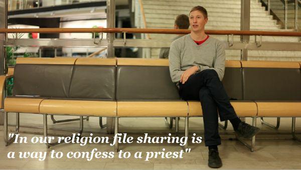 Il file sharing e il download via torrent in Svezia sono una religione riconosciuta