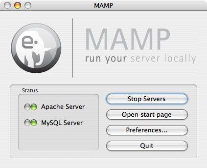 MAMP: Testare i siti localmente su Mac