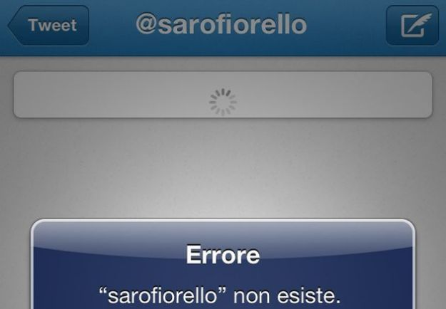 fiorello twitter account