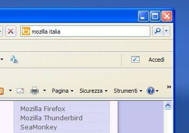 Chiusura di Internet Explorer