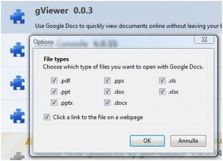 Firefox 4: come integrare Google Docs nel browser