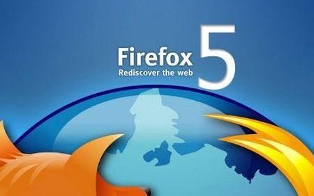 firefox 5 caratteristiche