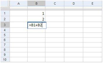 Formule Excel: ecco come usarle