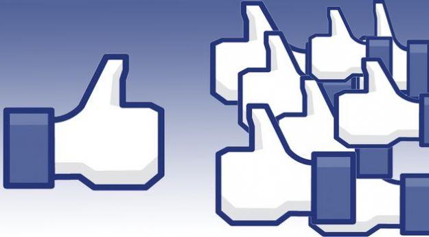 foto facebook interfaccia grafica