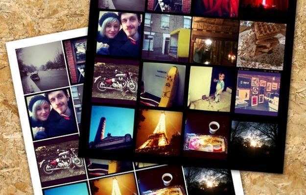 Le foto di Instagram tutte in un originale poster: ecco come fare