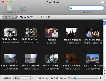 Come organizzare le foto di Facebook in album