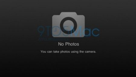 Apple iPad2 e la nuova applicazione fotografica