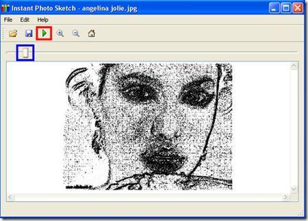 Il fotoritocco gratis per convertire foto in disegni con Instant Photo Sketch