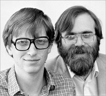 Bill Gates: Paul Allen lo accusa in un libro