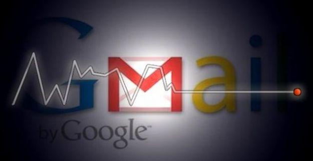 gmail problemi