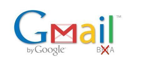 Gmail e altri servizi Google non più in beta
