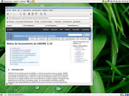 gnome 2.24 desktop