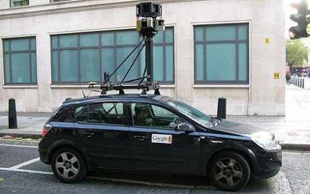 Google Street View: cancellazione possibile in Germania