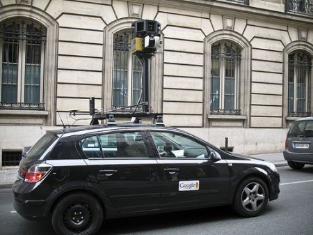 Google Street View raccoglieva anche credenziali d'accesso