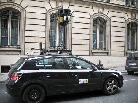Google Street View: vietato l'utilizzo dei dati intercettati