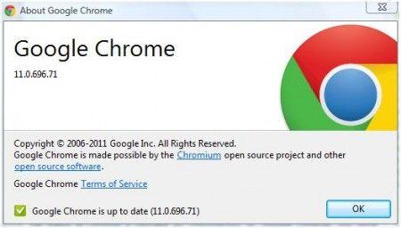 Google Chrome 11 diventa più sicuro con 4 nuove patch