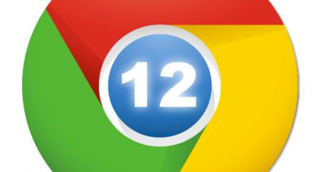 google chrome 12