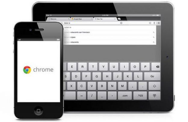 google chrome ios iphone ipad