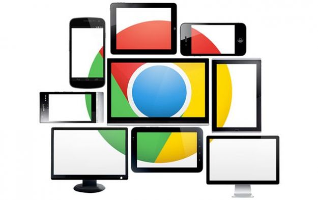 google chrome quattro anni