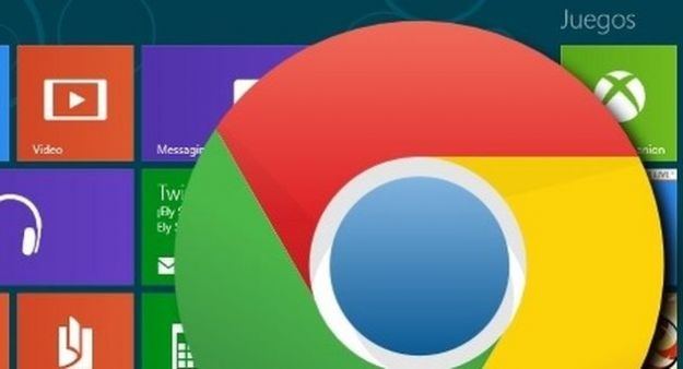 Google Chrome su Windows 8, come usare la versione Metro