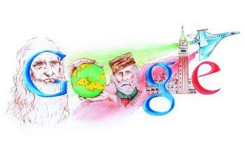 google doodle competizione