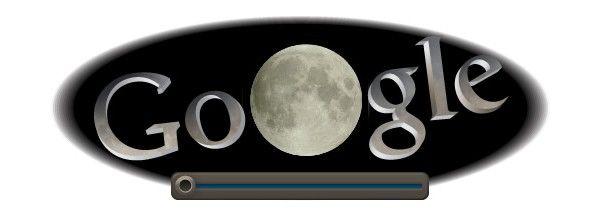google doodle eclissi di luna