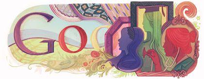 google doodle festa della donna 2011