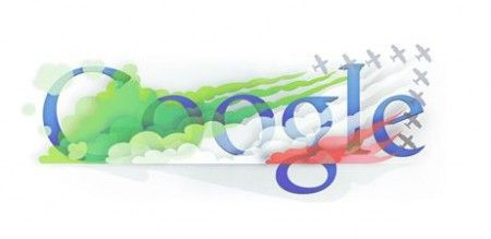 Il Google Doodle di oggi è per la Festa della Repubblica Italiana