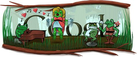 Oggi il Google Doodle celebra Gioachino Rossini, il celebre compositore [VIDEO]