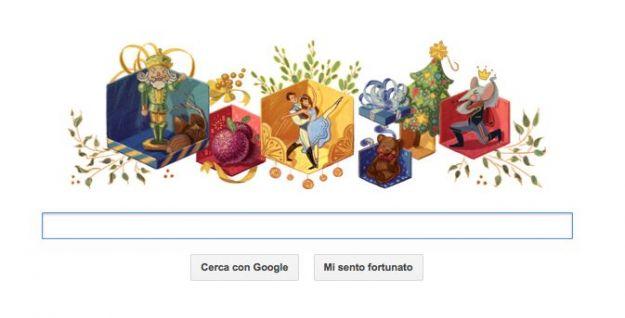 google doodle lo schiaccianoci