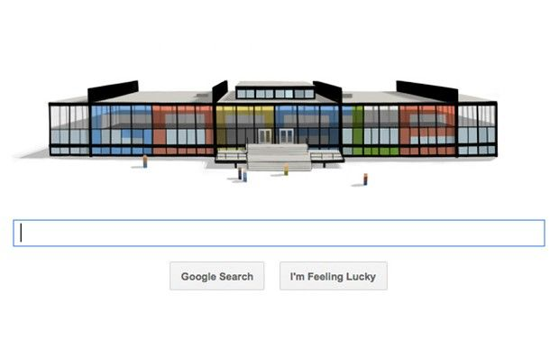 Google Doodle per Mies van der Rohe, celebre architetto [VIDEO]