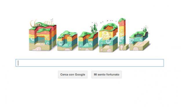 Oggi il Google Doodle è per Nicolas Steno, il padre della geologia