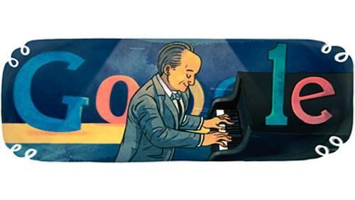 Nino Rota sul Google Doodle di oggi per i 100 anni dalla sua nascita