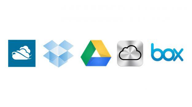 Google Drive, Dropbox, iCloud e SkyDrive: qual'è il migliore?