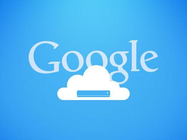 Arriva Google Drive, il cloud storage di Mountain View