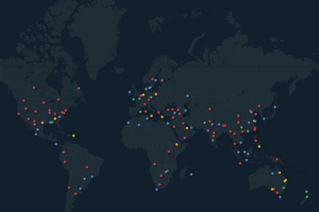 google mappa interattiva