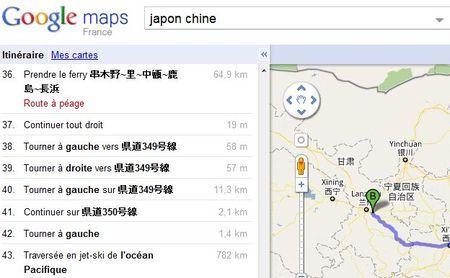 Google Maps e le indicazioni stradali più strane e assurde