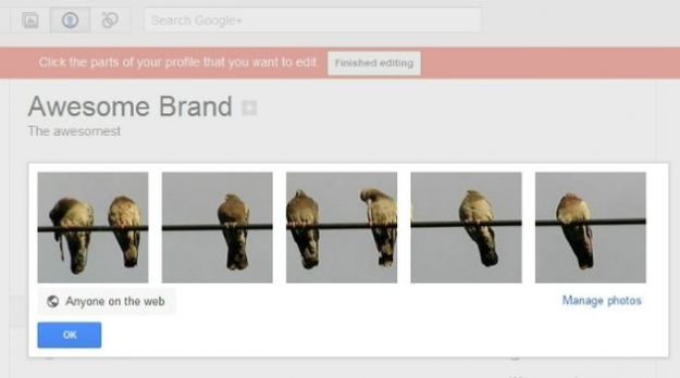 Google Plus: come creare un banner in cinque minuti