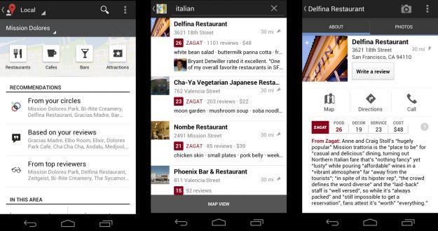 Google+ Local: il servizio che consiglia locali e ristoranti [VIDEO]